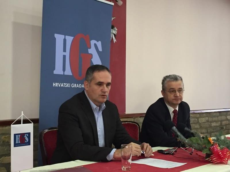 """HGS povodom obeležavanja godišnjice akcije """"Oluja"""": Ključ je u suočavanju s prošlošću"""