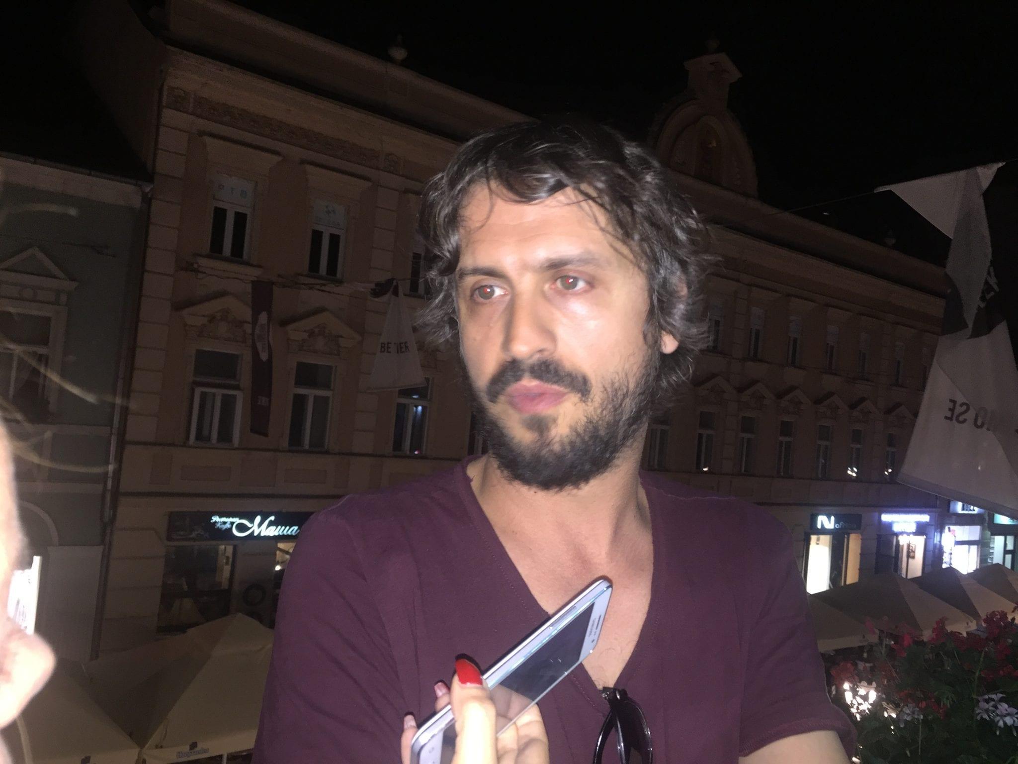 """BRANISLAV TRIFUNOVIĆ, VEČITO MLAD GLUMAC: NAJBEZBOLNIJE JE """"SEĆI"""" U KULTURI"""