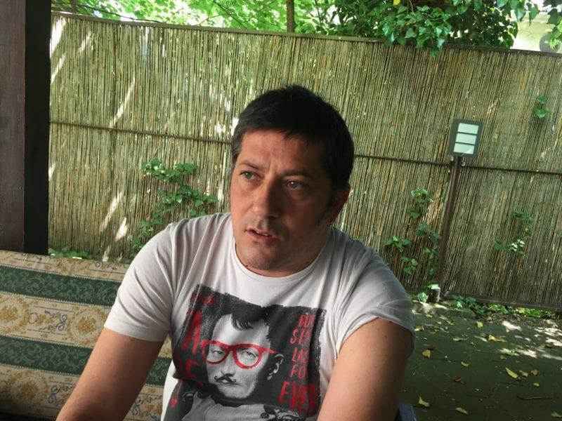 ALEKSANDAR RELJIĆ, UREDNIK DOKUMENTARNOG PROGRAMA RTV-A: GRADILI SMO KULU OD KARATA