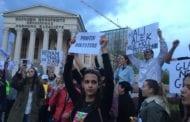 MLADI NA ULICAMA SUBOTICE: DOSTA DIKTATURE I MEDIJSKOG MRAKA, SUTRA NOVI PROTEST
