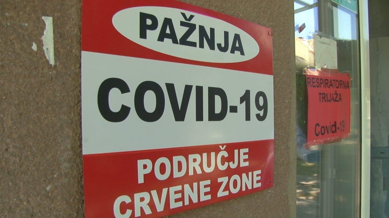 Opšta bolnica Subotica: Od 30 pregledanih, 10 pacijenata zaraženih korona virusom zadržano na bolničkom lečenju