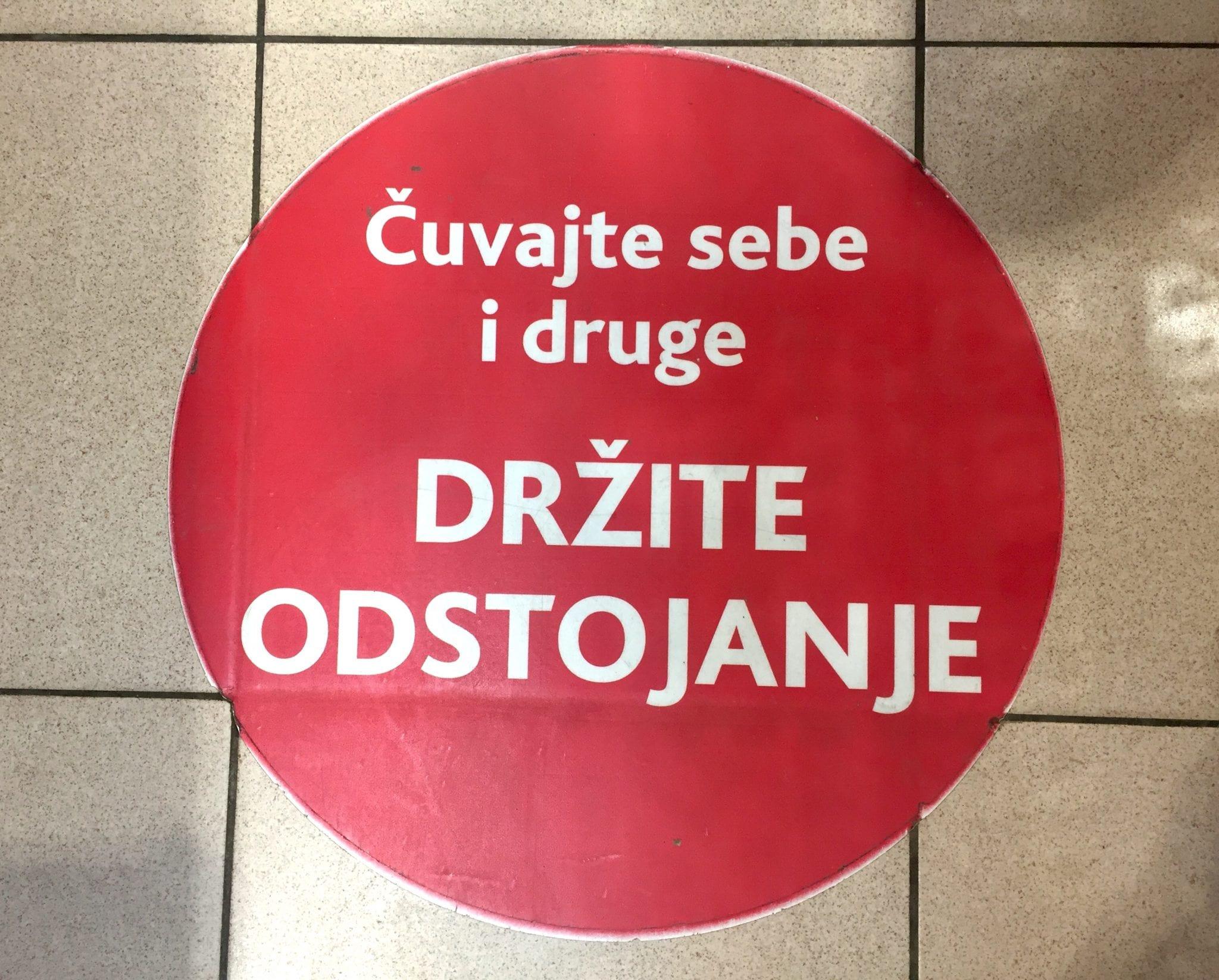 Kon: Srbija na izlasku iz epidemije, maske na otvorenom besmislene