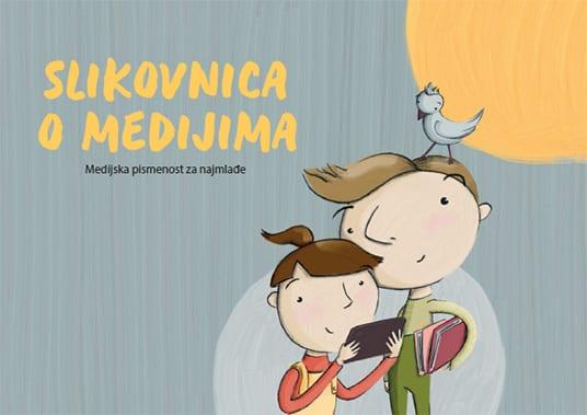 Adaptirane na srpski jezik četiri publikacije o medijskoj pismenosti za najmlađe