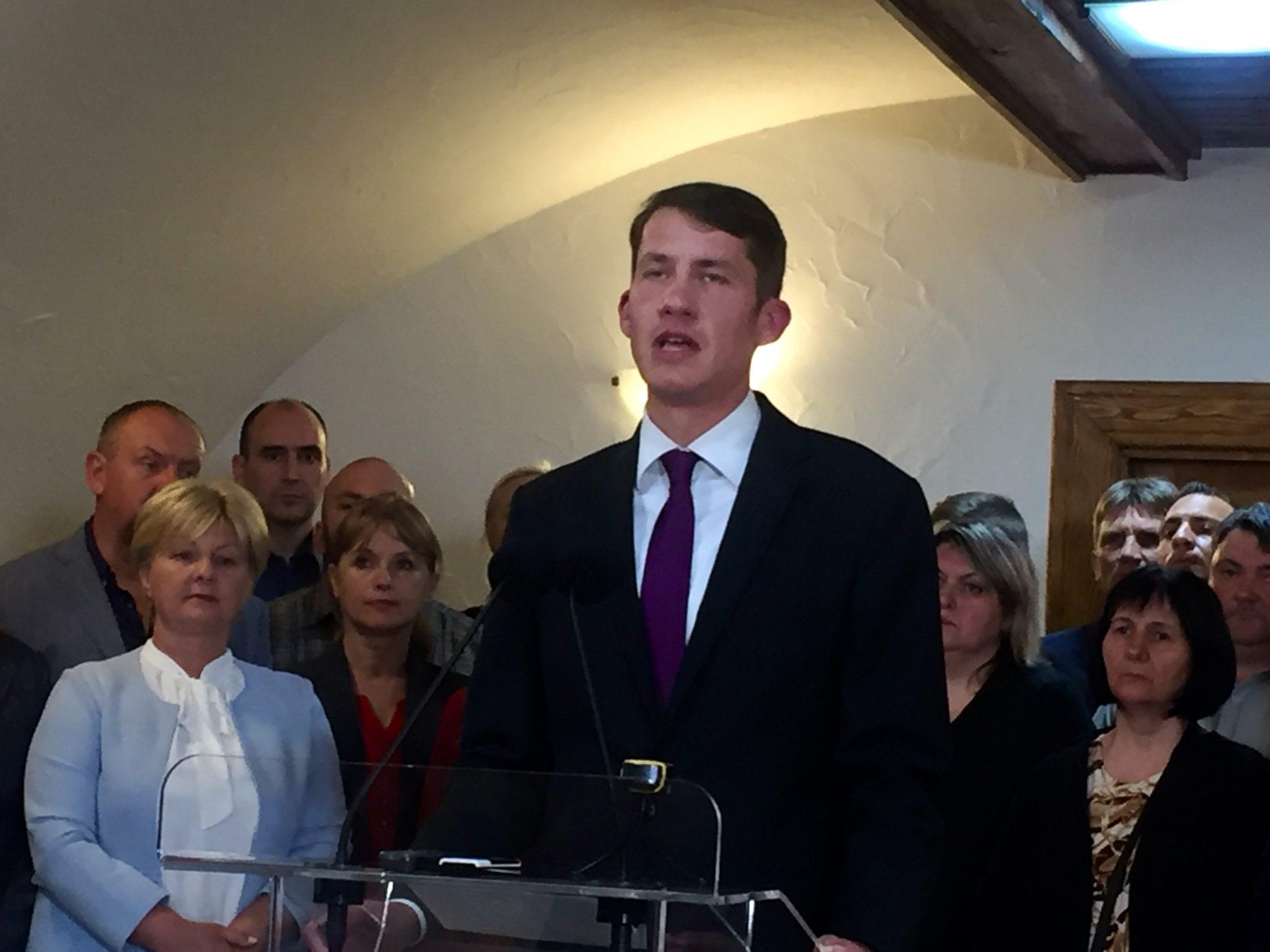 Pastor o podršci birača SVM-u u Vranju: Čudan rezultat parlamentarnih izbora posledica slučajnosti