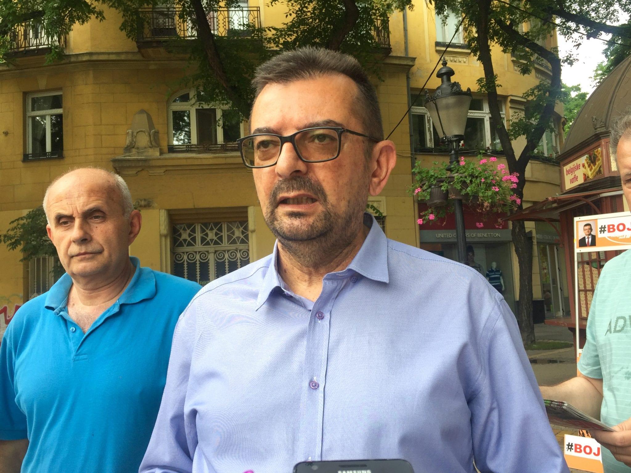 Formirana Udružena opozicija Srbije