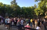 Više od 200 građana okupilo se na protestu u centru Subotice (FOTO, VIDEO)