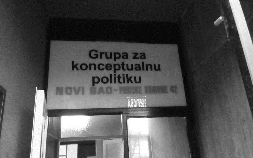 Grupa za konceptualnu politiku: Ne izlazite na proteste, nasilje je režirano